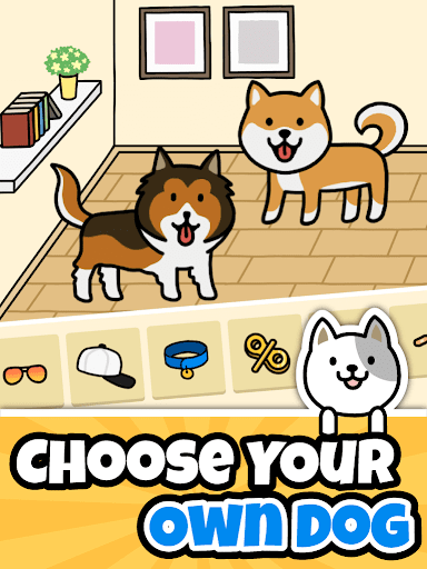 Dog Game - Cute Puppy Collector + Offline Match 3 1.6.1 screenshots 1