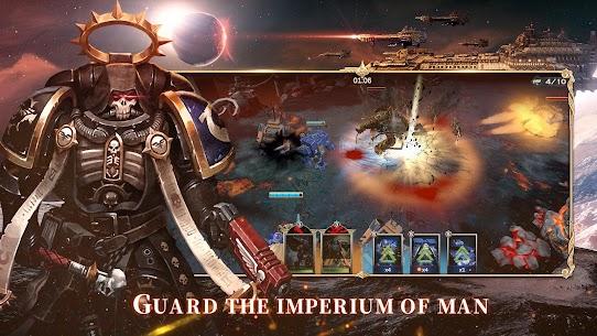 Warhammer 40,000 Lost Crusade Apk Mod God Mod 3