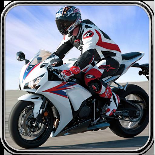 賽車遊戲App|摩托车赛车: 的自行车 赛车: Motorbike Race LOGO-3C達人阿輝的APP