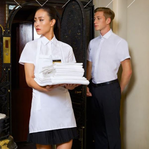 Stylish Hotel Branded Uniforms