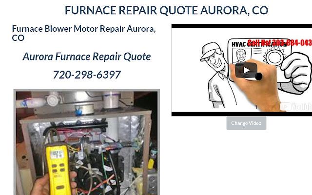 Furnace Repair Prices
