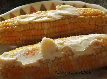Grilled Corn - The Sweetest Corn Ever (2 ing.)