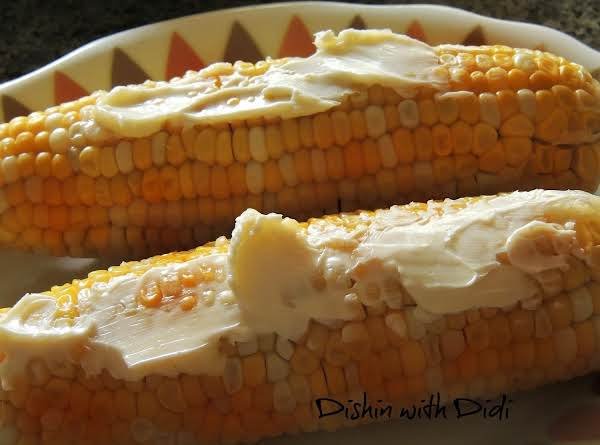 Grilled Corn - The Sweetest Corn Ever (2 Ing.) Recipe