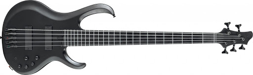 Ibanez adds five new models to its Iron Label series – Nothing but Metal!
