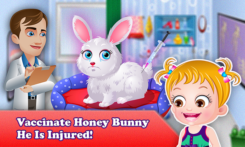 Baby hazel pet hospital android apps on google play