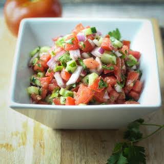 Jerusalem Salad.