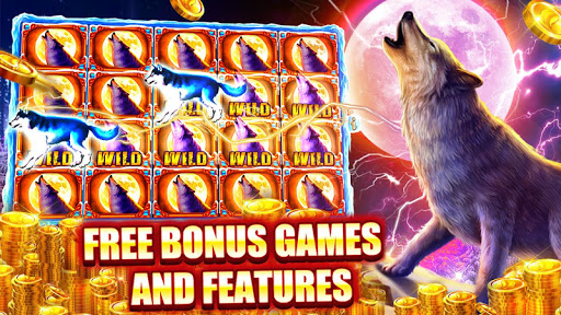 Vegas Party Slots--Double Fun Free Casino Machines 1.83 Mod screenshots 3