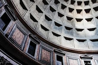Photo: Pantheon kupola 1