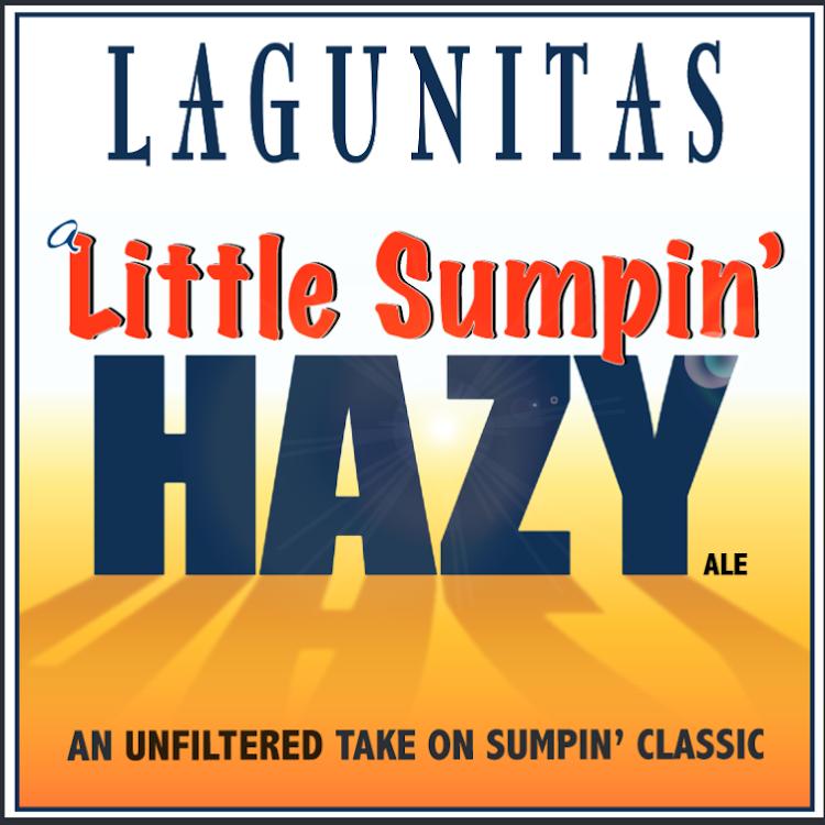 Logo of Lagunitas A Little Sumpin' Hazy