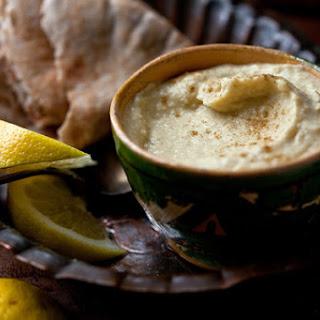 Turkish Hummus with Yogurt