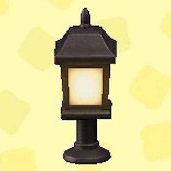 あつ 森 ヤシ の 木 ランプ