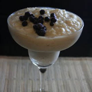 Slow Cooker Rice Pudding.