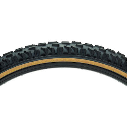 Panaracer Fire Pro Tubeless Compatible 26 x 2 .1 Tire Folding Bead Black//Red