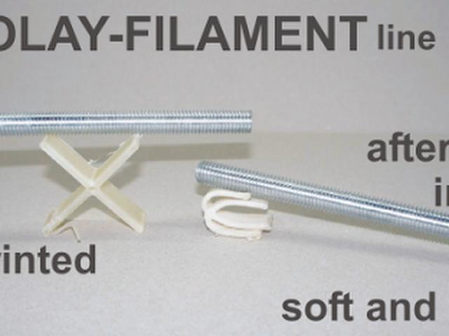 PORO-LAY GEL-LAY Porous Filament - 2.85mm (0.25kg)