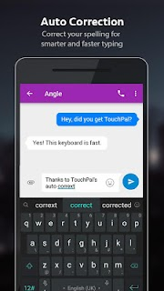 TouchPal Emoji Keyboard screenshot 04