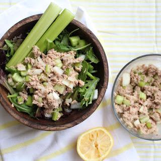 Savory Dijon Tuna Salad