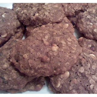 Banana Oatmeal Cookies.