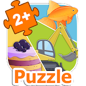 Puzzle games for little boys!