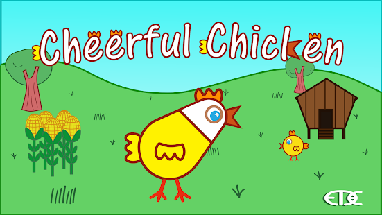 Cheerful Chicken - náhled