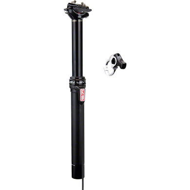 KS Lev C Dropper Seatpost 65mm Travel, Carbon alternate image 0