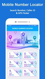Mobile Number Location – Phone Call Locator  App Download For Android and iPhone 8