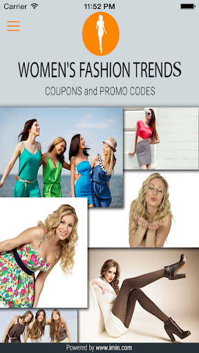 Womens Fashion Coupons-I'm In