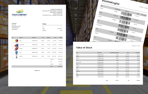 Storage Manager :  Stock Tracker 5