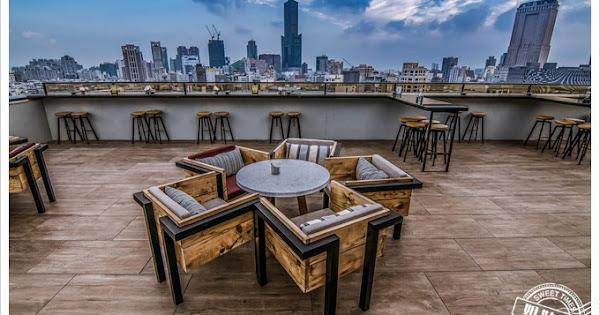 高雄英迪格高空酒吧 Pier no.1-360度環景一覽高雄美景搭美食