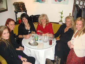 Photo: Beginn des 1. Großstammtisches 2009