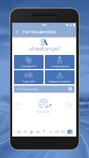 Street Angel - náhled