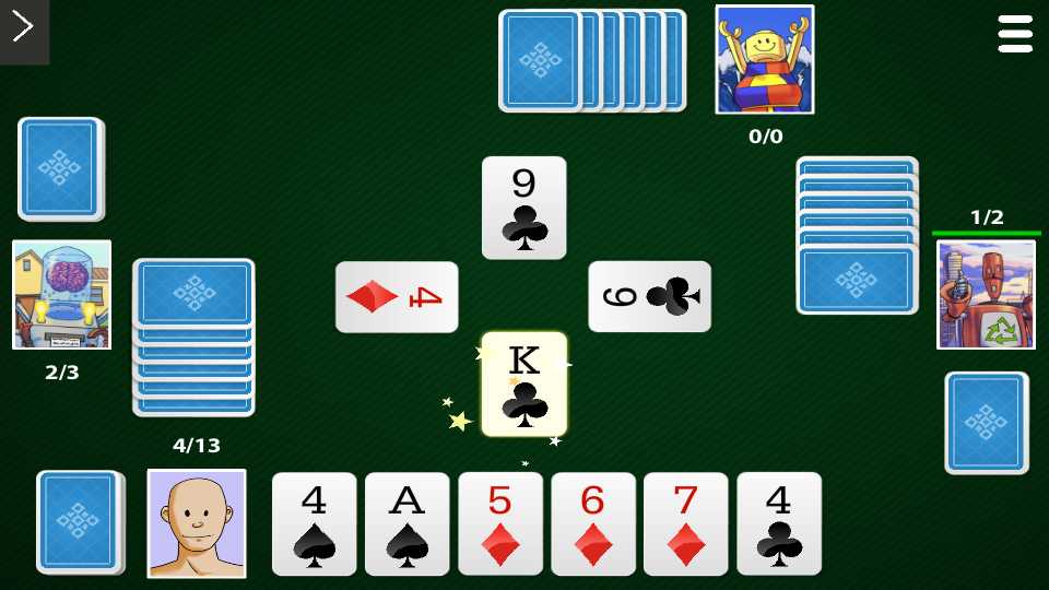 Spades Online- screenshot