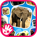 Kids Learn Wild Animals icon