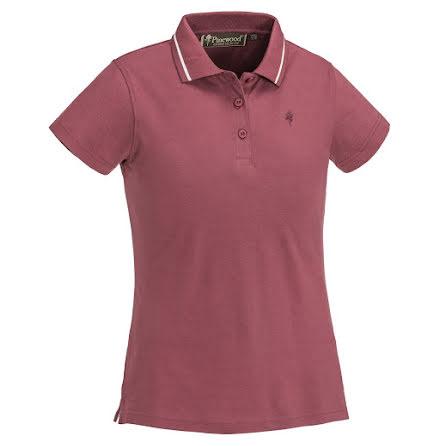 Pinewood Polo T-Shirt Outdoorlife Dam