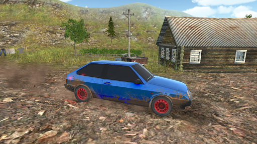 Russian Car Driver HD 1.03 screenshots 1