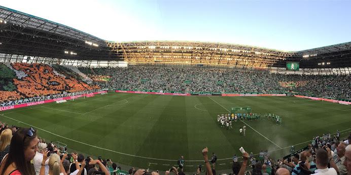 Harmadik a Ferencváros