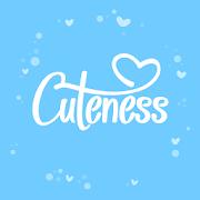 Cuteness - baby pics stickers photo editor