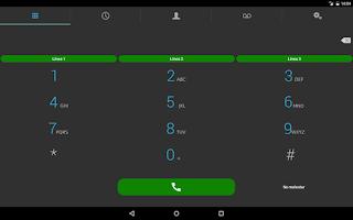 Screenshot of VoIP Duocom