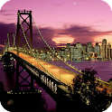 San Francisco Live Wallpaper icon