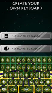 Brazil Keyboards - náhled