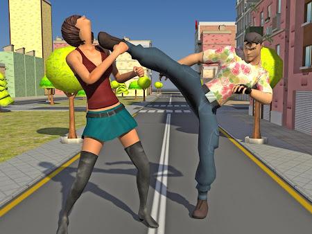 Real Gangster Christmas Crime 1.5 screenshot 905782