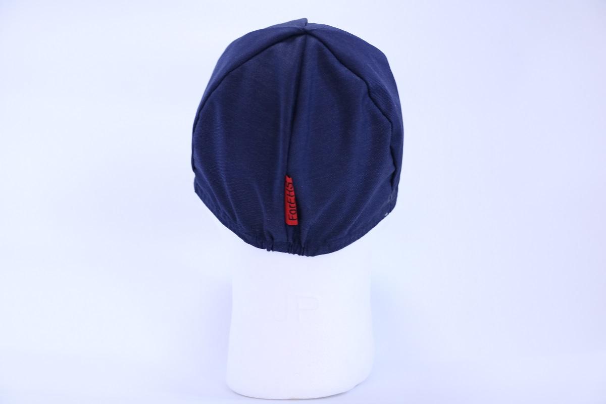 כובע בסיסי מבד חוסם קרינת רדיו כחול
