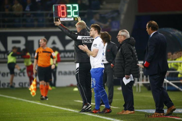 Gand - Charleroi : Ilaimaharitra de retour, Thomas Foket titulaire ?