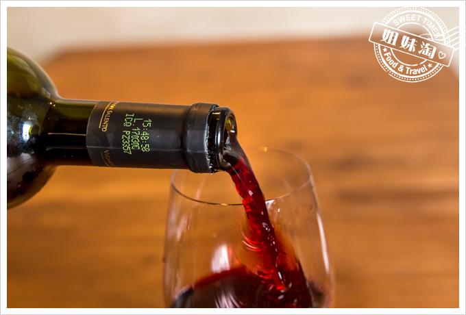 日光徐徐台南前鋒店Vigneti Del Salento I Muri 納科阿馬盧紅酒2