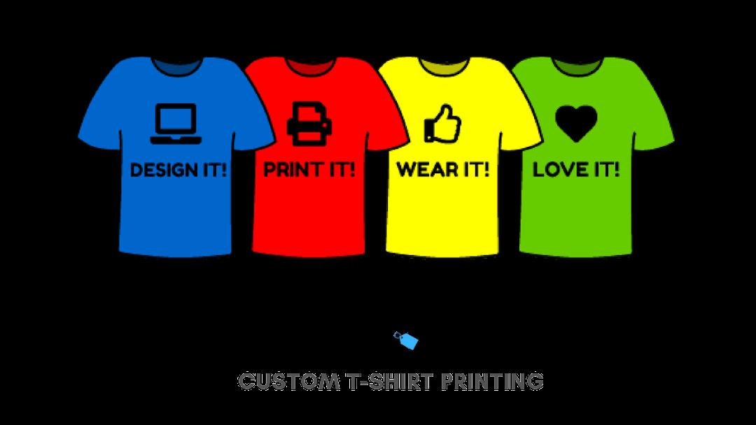 692ec0ca Best Custom T-Shirt Printing Mumbai - Custom T-Shirt Store in Mumbai ...