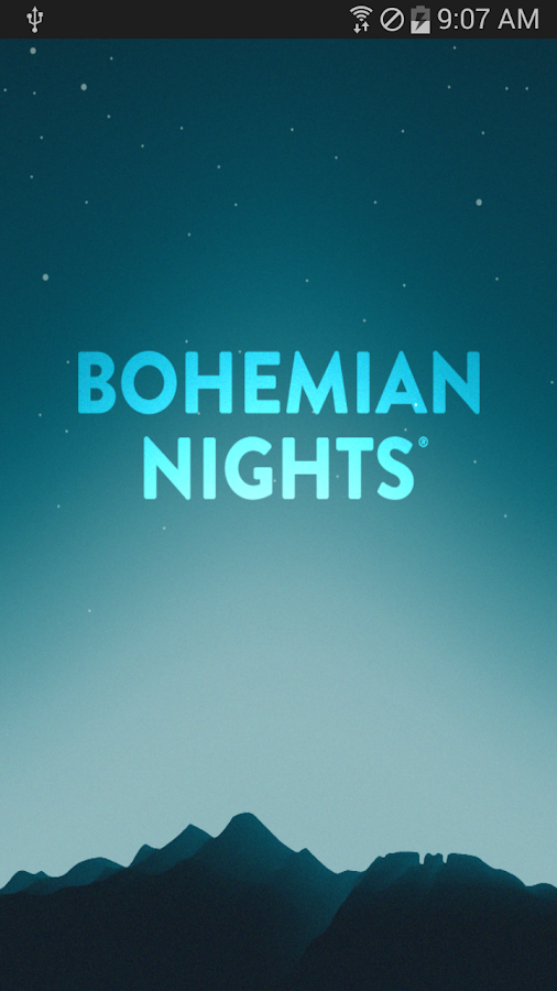 Bohemian Nights Music- screenshot