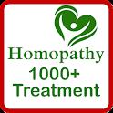Homeopathy 1000+ treatment icon