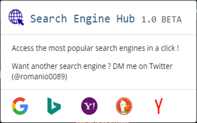 Search Engine Hub