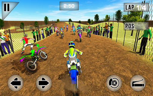 Dirt Track Racing 2019: Moto Racer Championship painmod.com screenshots 8