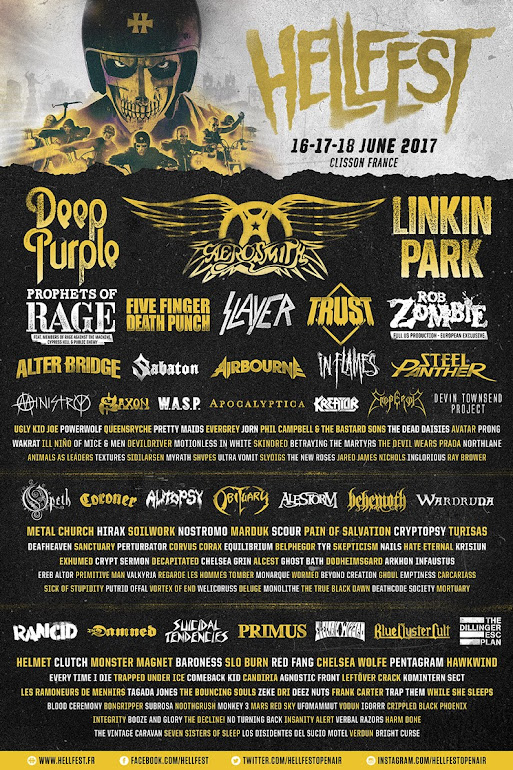 Hellfest Open Air Festival 2017