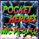 New Mod MC PE Pocket Heroes icon